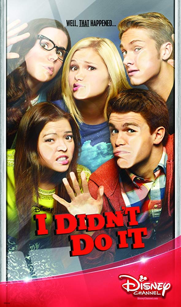 I Didn't Do It - Season 1