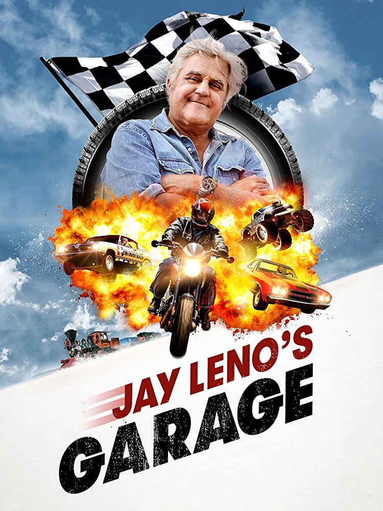 Jay Leno's Garage - Season 4