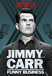Jimmy Carr: Funny Business