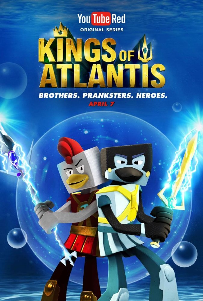 Kings of Atlantis - Season 1