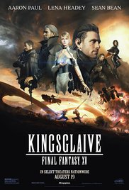 Kingsglaive: Final Fantasy XV