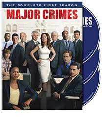 Major Crimes season 1