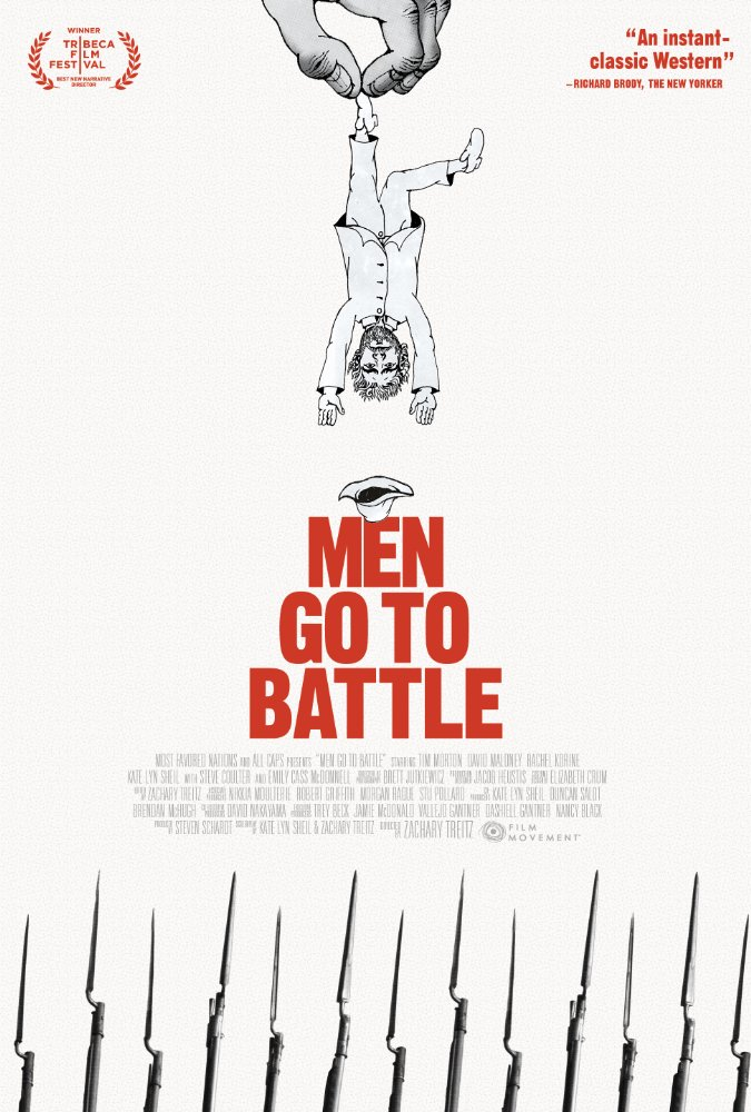Men Go to Battle