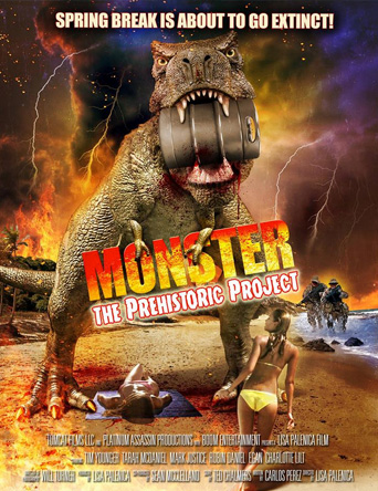 Monster: The Prehistoric Project