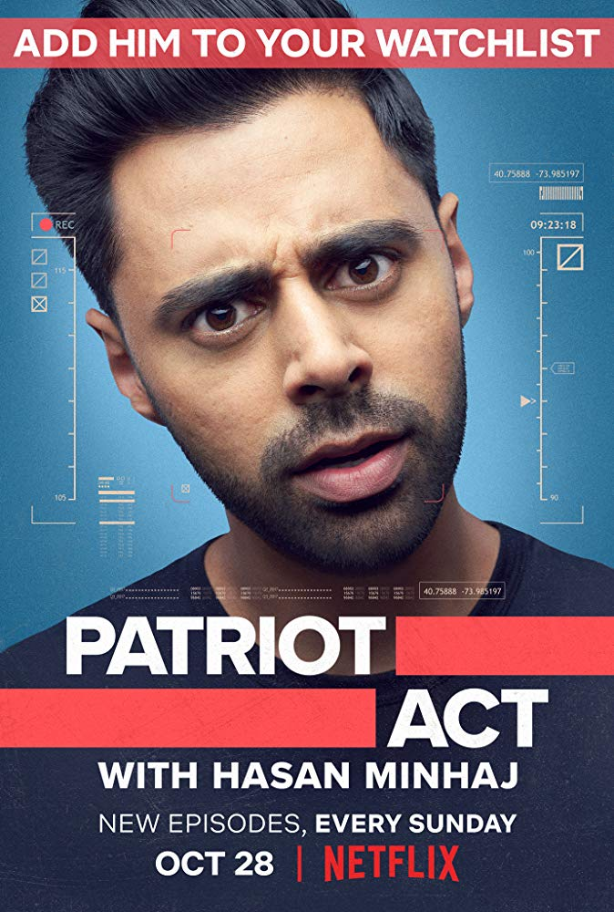 Patriot Act with Hasan Minhaj - Season 2