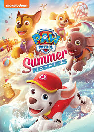 Paw Patrol Summer Rescues