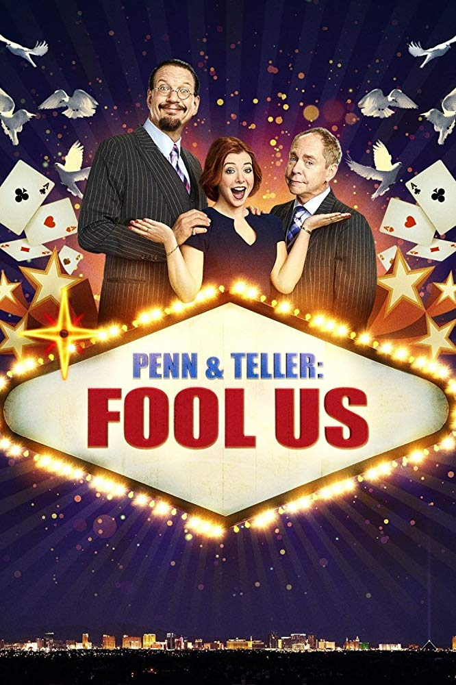 Penn & Teller: Fool Us - Season 6