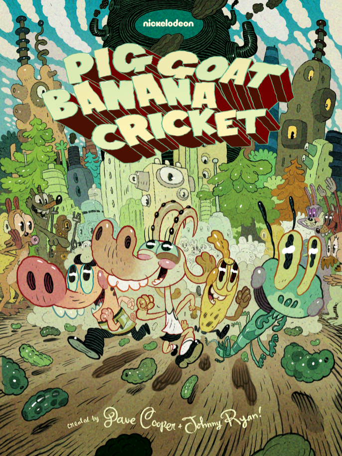 Pig Goat Banana Cricket - Season 2