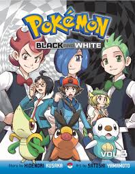 Pokémon : Black & White