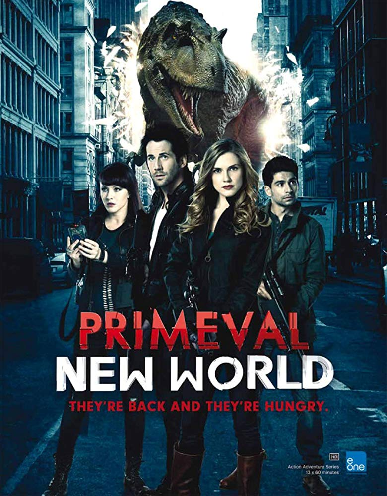 Primeval New World - Season 1