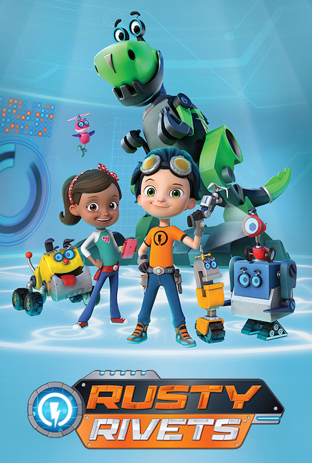Rusty Rivets - Season 3