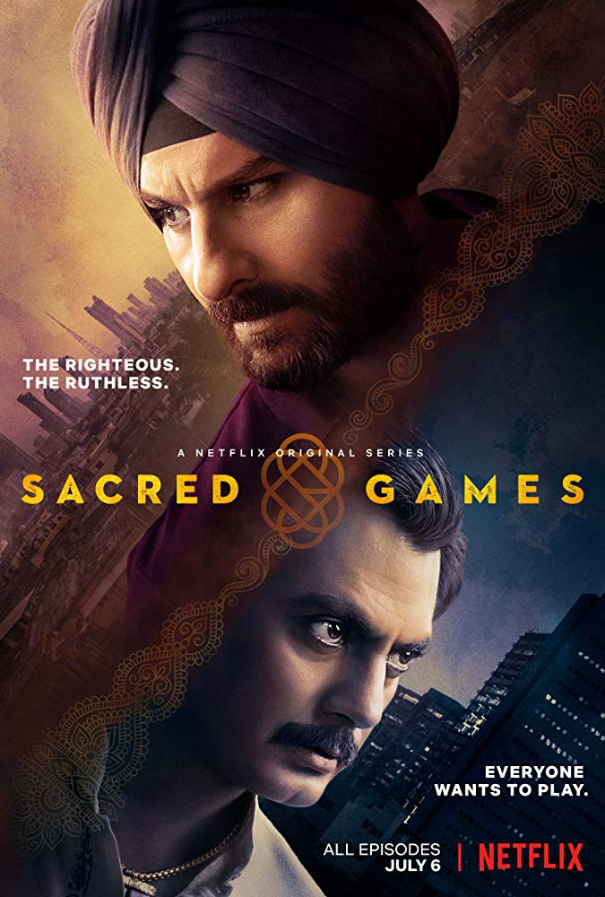 Sacred Games - Season 2