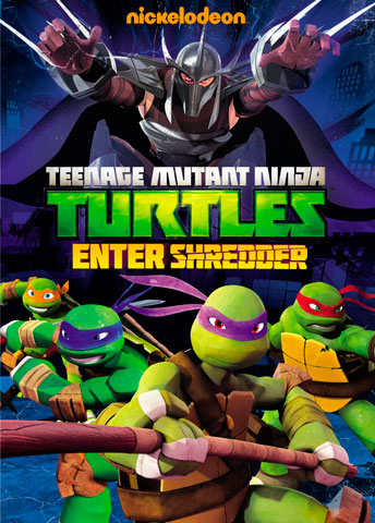Teenage Mutant Ninja Turtles - Season 10