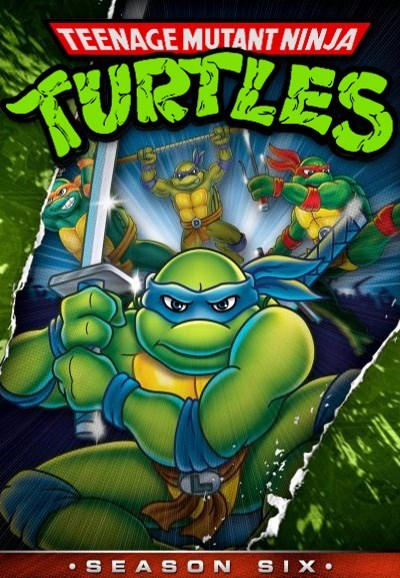 Teenage Mutant Ninja Turtles - Season 9