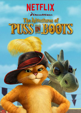 The Adventures Of Puss In Boots - Season 3