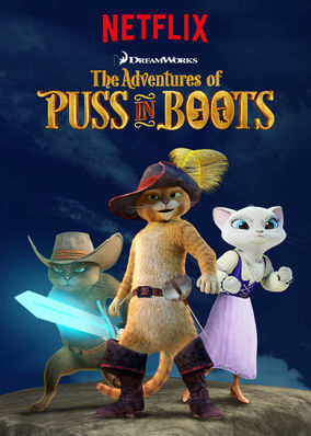 The Adventures Of Puss In Boots - Season 4