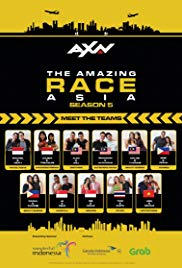 The Amazing Race Asia - Season 1