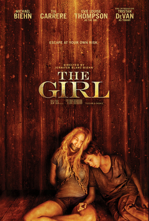 The Girl (Psychopath)