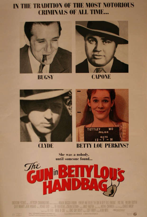 The Gun in Betty Lou's Handbag