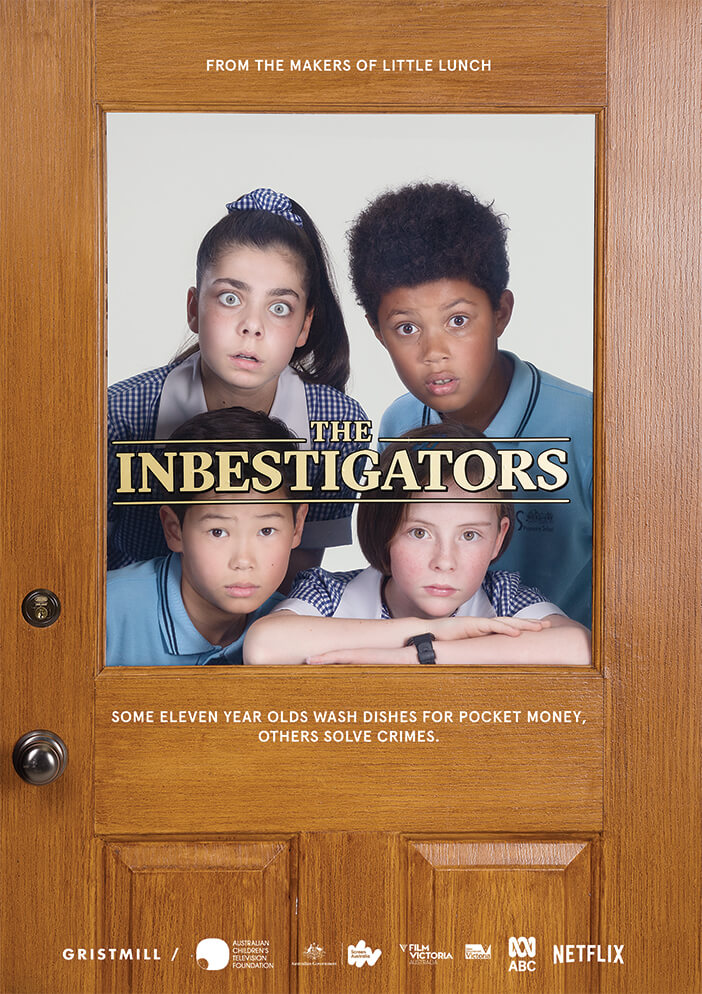 The InBESTigators - Season 2
