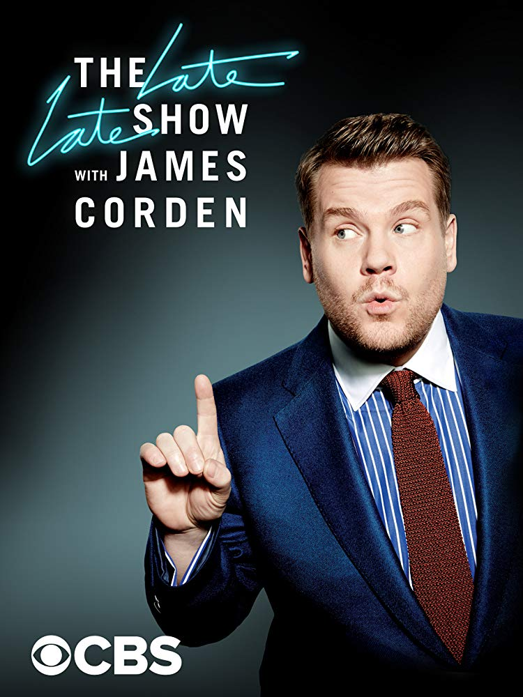 The Late Late Show with James Corden 2019