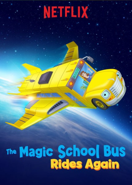 The Magic School Bus Rides Again - Season 2