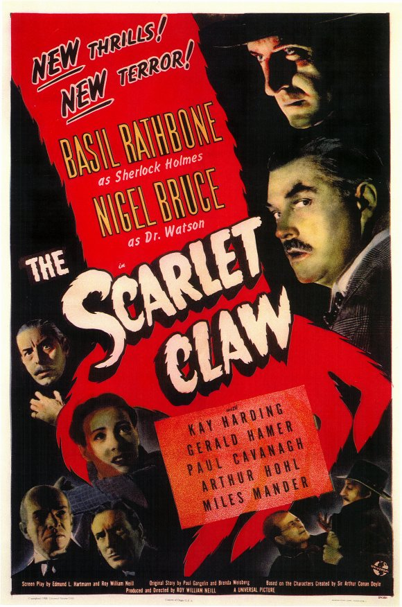 The Scarlet Claw