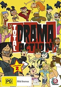 Total Drama Action - Season 1
