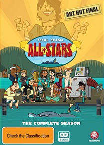 Total Drama All-Stars - Season 1