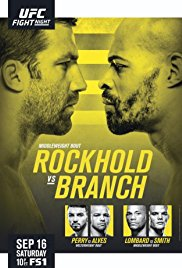 UFC Fight Night 116