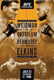 UFC on Fox 25 Weidman vs Gastelum