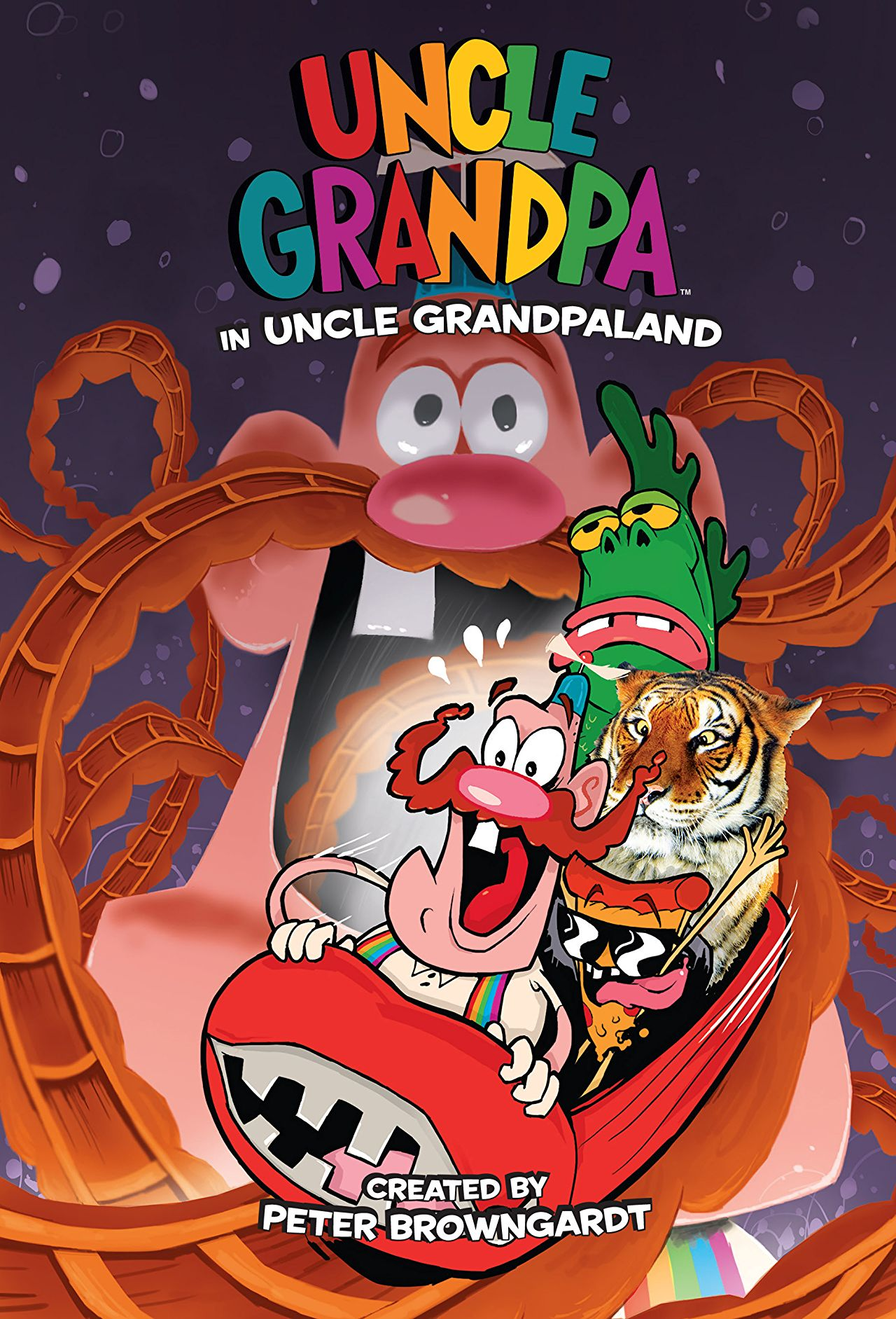 Uncle Grandpa - Season 1